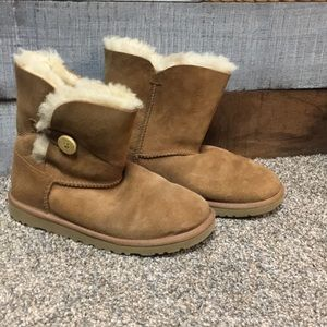 Kid's UGG Bailey Button Boots